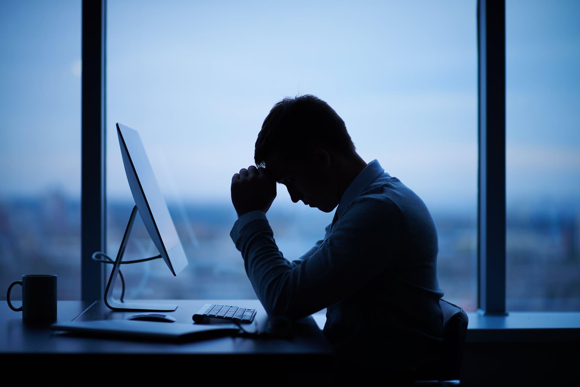 Síndrome del impostor, ansiedad y estrés, los trastornos de la imprevisibilidad