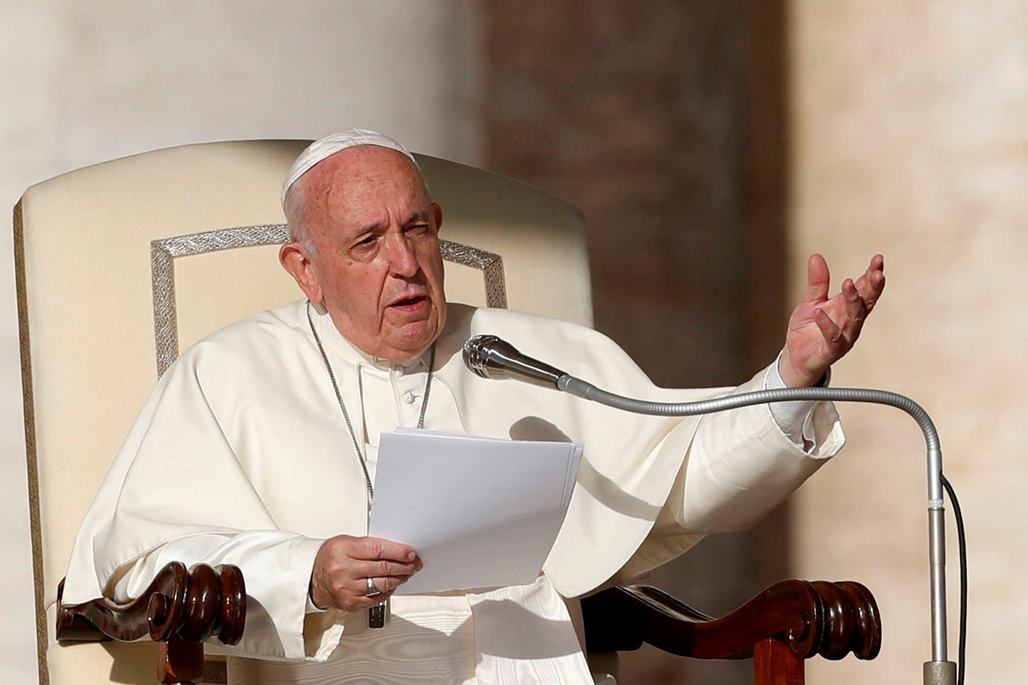 Aval al Papa por las prisiones preventivas