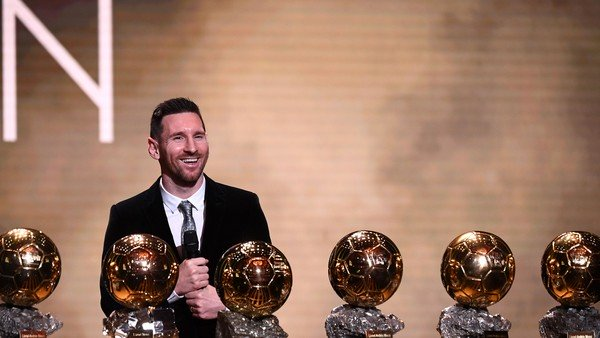 Las tapas de los diarios internacionales por el sexto Balón de Oro de Lionel Messi