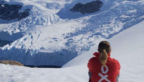 Cambio climático: cómo es el trabajo en la Antártida de la expedición de mujeres más grande de la historia