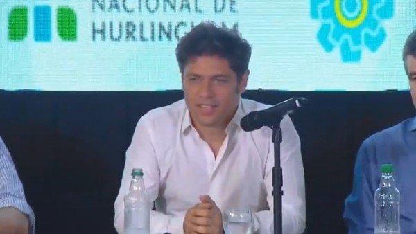 Axel Kicillof formó un gabinete con fuerte influencia de Cristina Kirchner