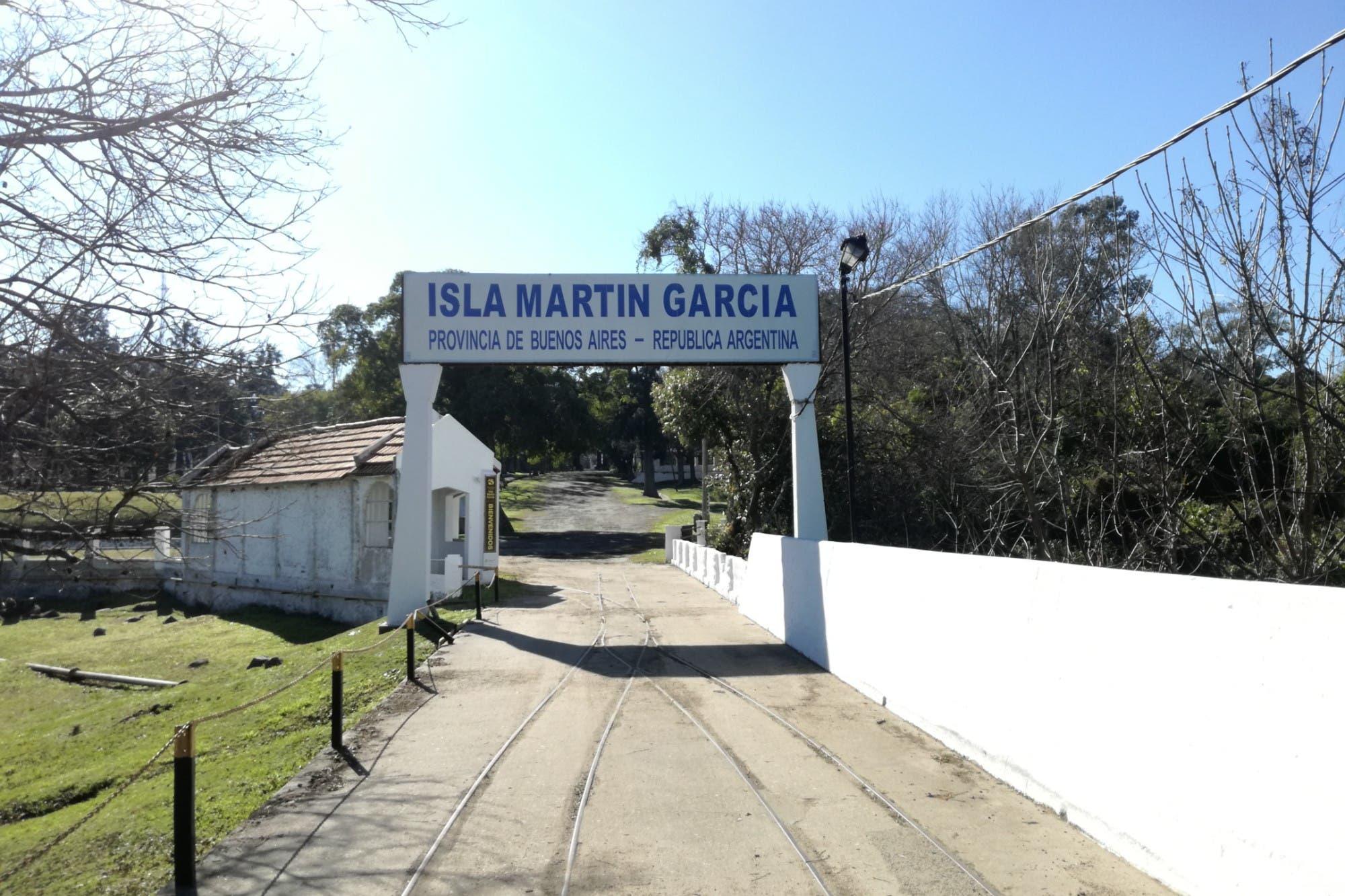 Isla Martín García. De escala para inmigrantes que llegaban con enfermedades contagiosas a zona libre de coronavirus