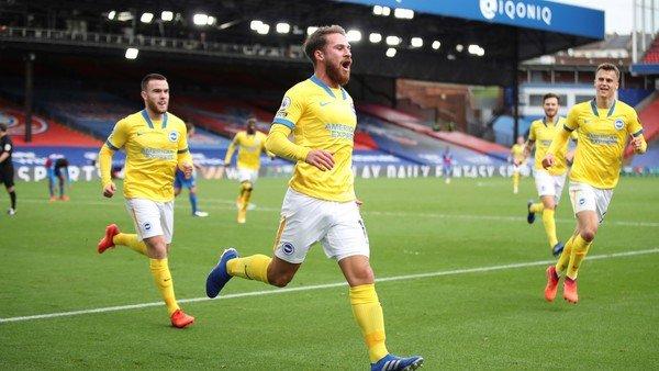 Premier League: Alexis Mac Allister fue el héroe del Brighton y le dio el empate agónico en el clásico