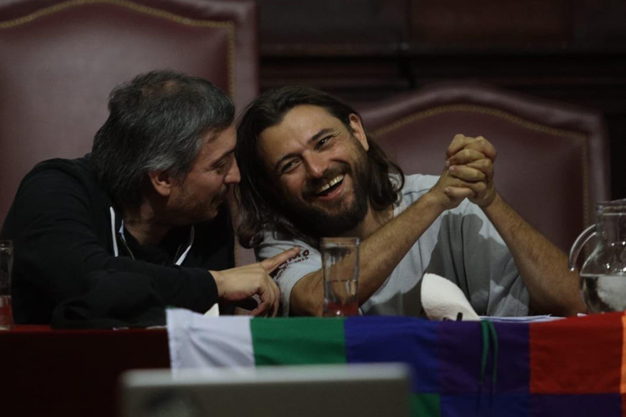 Toma: Alberto Fernández marca distancia con Juan Grabois y pide acatar la decisión de la jueza