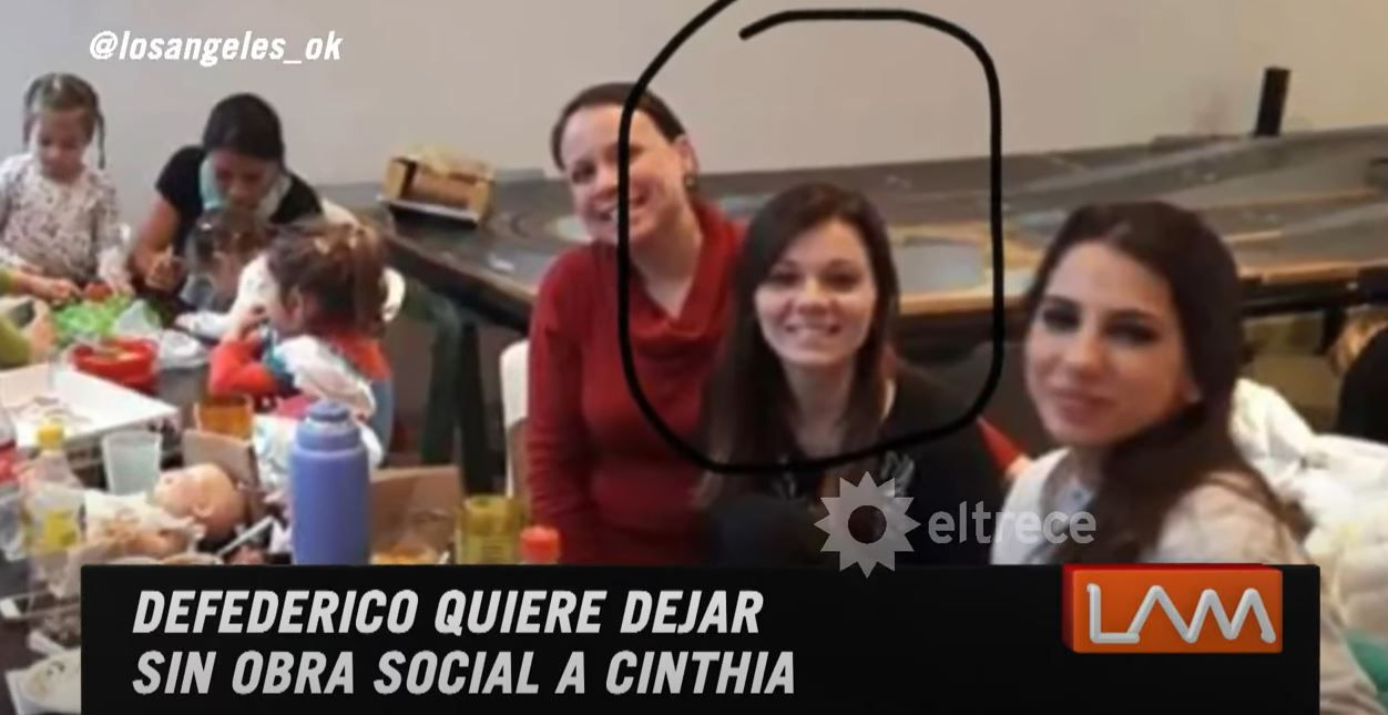¿Se parece a Cinthia Fernández?: se filtraron fotos de la nueva novia de Matías Defederico y muchos aseguran que son iguales