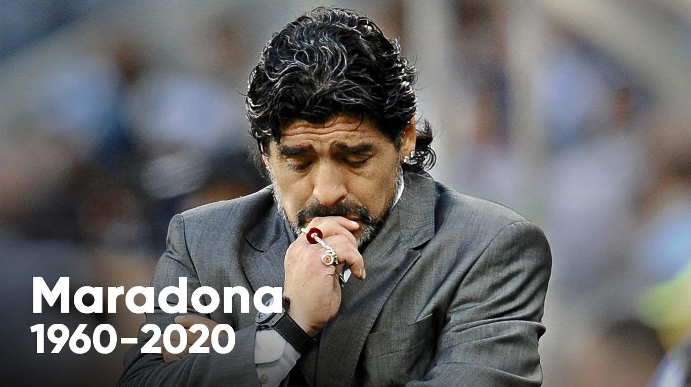 Murió Diego Maradona: luces y sombras de la vida del futbolista más grande de la Argentina